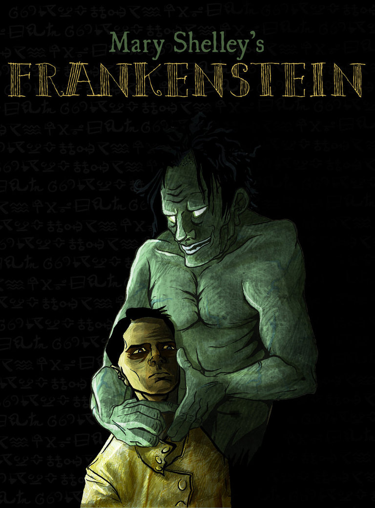 the monsters birth in mary shelleys frankenstein 10 things you never knew about frankenstein's  mary gave birth to a  abbott and costello meet frankenstein featured a cavalcade of movie monsters (the.